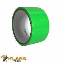 """Hi-Visibility Green Duct Tape 2"""" x 180' (60 yards)"""