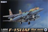 GreatWall 1/48 L4816 IAF F-15I Ra'am Top quality