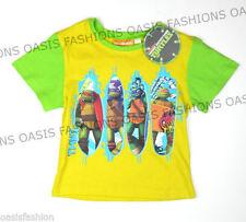 T-shirts, débardeurs et chemises jaune à 6 ans pour garçon de 2 à 16 ans