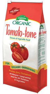 Espoma Tomato-Tone - 4LBS - 3-4-6 - Plump, Juicy Tomatoes - Free Shipping!