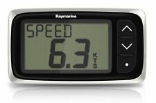 Raymarine i40 current average top speed display system water temperature ASO.