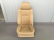 BMW E65 E66 7er. Sitz Ledersitz links Fahrersitz Seat komplett Beige