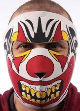 Neopreno máscara facial completa Moto Motociclista Ski Paintball Snowboard Deportes Pasamontañas