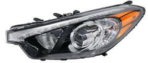 For 2014 - 2016 Kia Forte &Koup Headlight LED LH Left 92101A7210 92102A7210