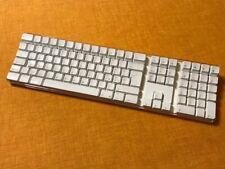 Apple Pro Keyboard Wireless, A1016, bianca, Originale