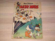 MICKY MAUS HEFT NR. 1 JAHRGANG 1953 ORIGINAL 75 PFENNIG - RAR