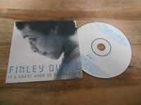 CD Pop Finley Quaye - It's Great When We're Together (2 Song) EPIC SONY cb