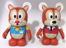 "Disney Nerds Rock  -  3"" Vinylmation ( Chip & Dale ) Set of 2"