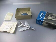 Wiking:Flugzeug Super Sabre , Silberserie in OKT o. Staudruckdüse   (Schub16)