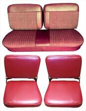 Ford F Series SuperCab Upholstery for Front Bench and Rear Jump Seats 1973-1986