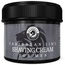 Luxury Caribbean Lime Shaving Cream Shave Gentlemans Face Care Club Sensitve