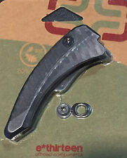 e13 - Upper Slider LG1 / TRS 2nd Gen Replacement Black CGS20-SLDR-UPR-K