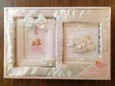 Bon Bebe Baby's Precious Memories Keepsake Gift Set Baby Shower Gift, New Sealed