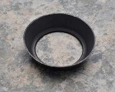 Genuine Olympus 2/35 35mm f/2 55mm Screw-In Metal Lens Hood  (#3894)