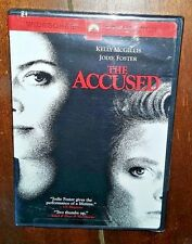 The Accused (DVD, 2002) Kelly Mcgillis/Jodie Foster!