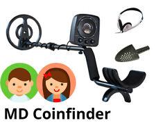 MD Coinfinder LED Metalldetektor für Kinder Detektor Kinderdetektor Schatsuche