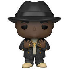 The Notorious B.I.G Notorious BIG with Fedora Biggie POP Rocks #152 Vinyl Figure