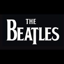 2 Beatles vinyl sticker decals music band