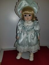 """1984 GORHAM PETTICOATS AND LACE PORCELAIN DOLL """"BEVERLEY"""""""