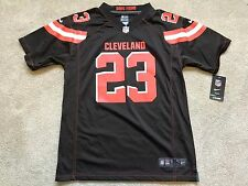 NEW Joe Haden Cleveland Browns Nike NFL Youth Kids Jersey $75 NWT Brown XL