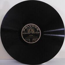 78 tours 30cm Mlle TIRARD : TOSCA - Mme RITTER CIAMPI : BOHEME - POLYDOR 566028