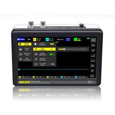 7-Zoll LCD Oszilloskop 2CH 100MHz 2 Bandbreite 1GSa/s Abtastraten Oscilloscope