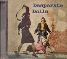 DESPERATE DOLLS - 28 VA Cuts on Buffalo Bop