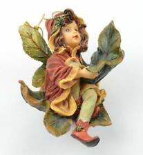"Boyds Wee Folkstone Faerie ""Sienna Faerieleaf.Touch of Fall"" Ornament-#25812-2E"