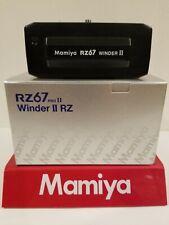 Mamiya Rz / Rz Pro II Iid Kurbel II