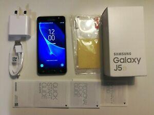 Samsung Galaxy J5 6, 2016 (SM-J510FN) - Black, 16GB, Unlocked