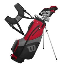 NEW Wilson Men's Profile SGI Complete Golf Club Set Standard length Right Handed