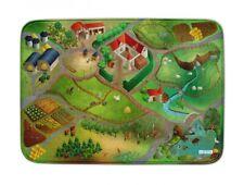 Ultrasoft Spielteppich - Farm / Bauernhof 130x180 NEU & OVP