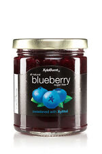 Xyloburst Blueberry Jam - Sugar Free - 10 OZ (Pack 1) - Sweetened with Xylitol!
