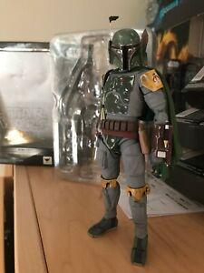 SH Figuarts Star Wars Custom Boba Fett, ROTJ