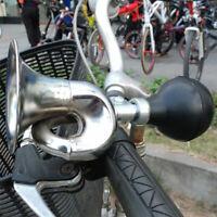 Hot Hupe Posthorn Ballhupe Tröte Horn Fahrradhupe Fahrrad Nett DE~ Super J7S0