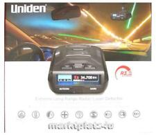 2019 UNIDEN R3 EXTREME MRCD GPS RADAR LASER DETECTOR INTERNATIONAL SHIP EU CA RU