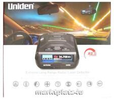 2020 Uniden R3 Extreme Mrcd Gps Radar Laser Detector International Ship Eu Ca Ru