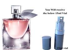 Women Perfume Lancome La Vie Est Belle EDP 15ml ThaiSmile pocket spray bottle
