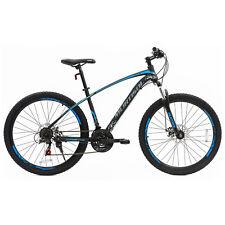"27.5"" Steel Frame Mountain Bike Bicycle Dics Brakes 21 Speeds Front Suspension"