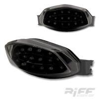 LED Rücklicht Heckleuchte Suzuki GSX-R GSXR 1000 K5 K6 schwarz getönt taillight