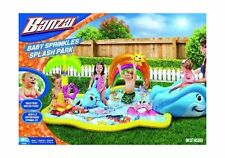 Banzai Splish Splash Water Park, Multicolor