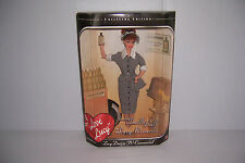 1997 I Love Lucy Episode 30 Barbie Doll Collector Edition Nrfb