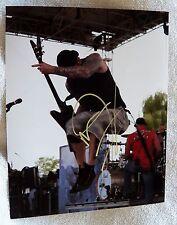 Sevendust Guitarist John Connolly Signed 8x10 Photo Auto