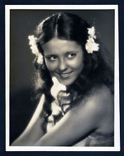 SEXY RAQUEL TORRES OVERSIZE DBLWT 1928 PHOTO BY LOUISE - IST MGM LION ROAR SOUND