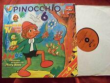 Pinocchio  Folge 6       Poly  LP