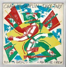 CHARLIE CHAPLIN-take two     ras LP   (hear)   reggae dancehall