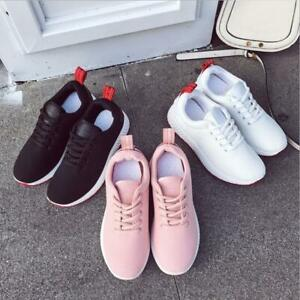 Women's Fashion Tennis Sneakers Breathable Casual Walking Athletic Sports Shoes