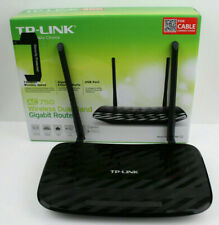 TP-Link AC750 Archer C2 Dual Band Wireless Gigabit Router
