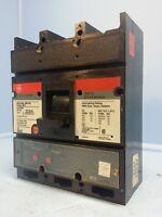 GE General Electric TJL4V2604 400A High IC Circuit Breaker 400 Amp Trip 3P 600V
