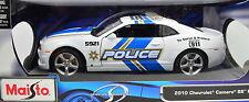 Chevrolet Camaro SS RS 2010 Police Maßstab 1:18 von maisto